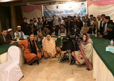 PIC 3 Mega Consultation event for refugee population