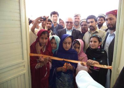 6- MD of BEF inaugration and monitoring visit