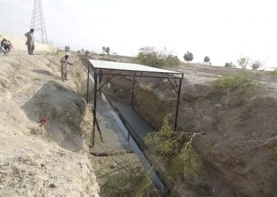 PIC 8 Karez Washing pad and channel