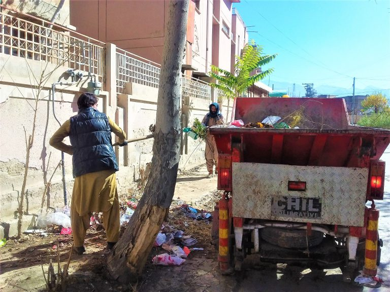 Self-Managed Low-Cost Solid Waste Management
