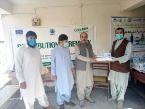 PPE kit Distribution10