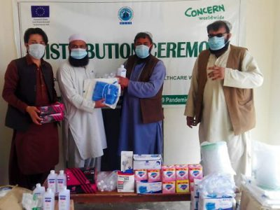 Improving National Capacity to Respond COVID-19 Pandemic in Pakistan (CAP-COVID)