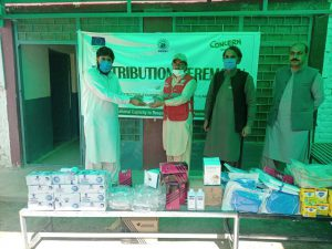 PPE kit Distribution9